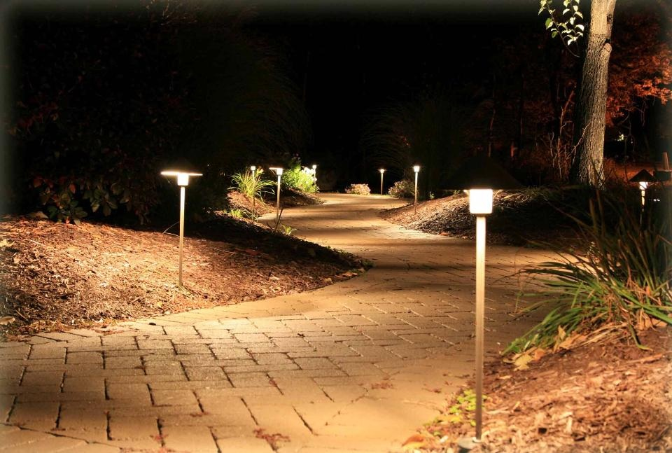 Landscape Lighting Wildwood Land Design