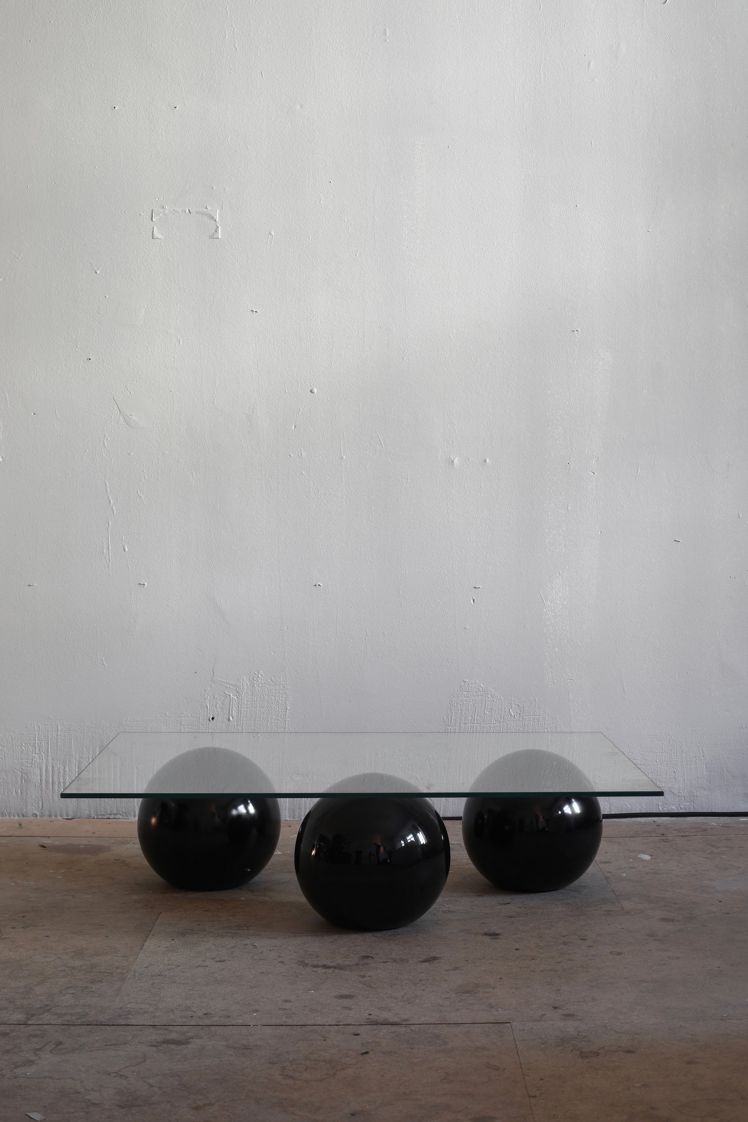Spheres for Sofa Table -