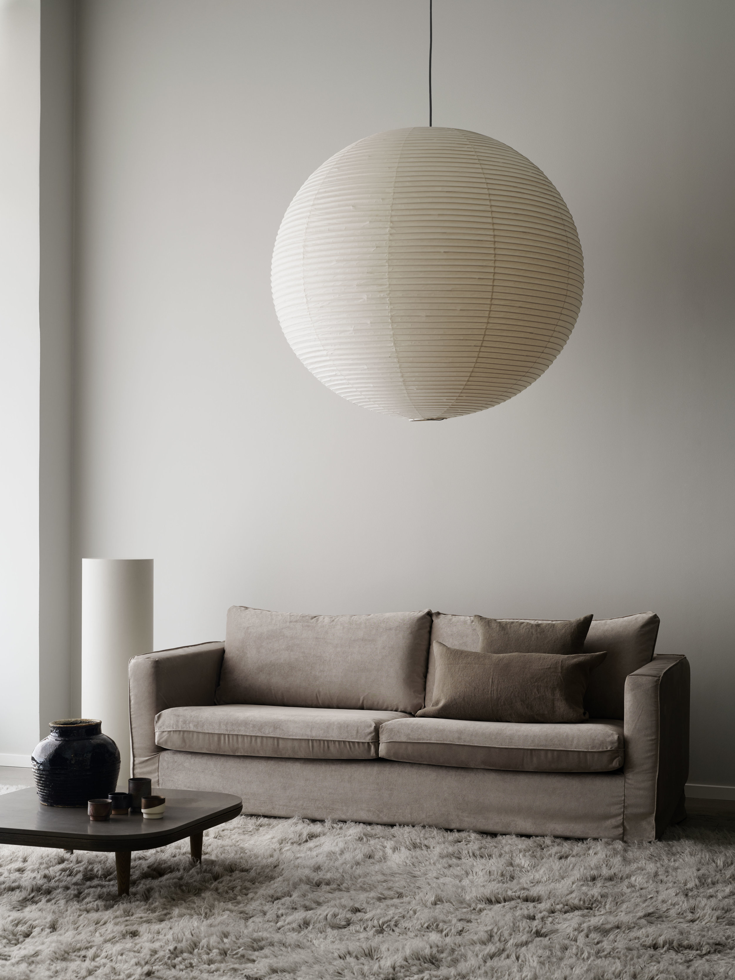 ikea-karlstad-loose-fit-sand-beige-simply-velvet-bemz 2.jpg