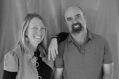 Raven Narratives co-producers Sarah Syverson and Tom Yoder
