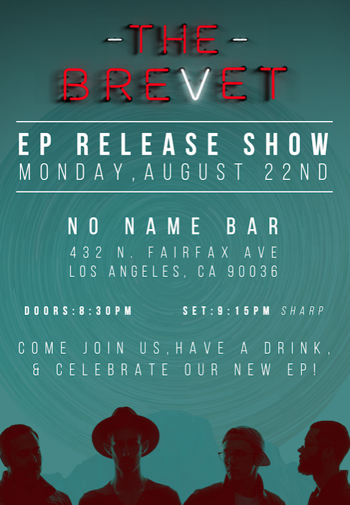 Event poster courtesy of Reybee, Inc.