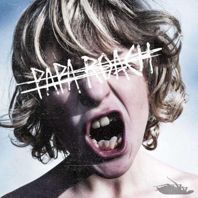 Image courtesy of PapaRoach.com, Crooked Teeth album artwork.