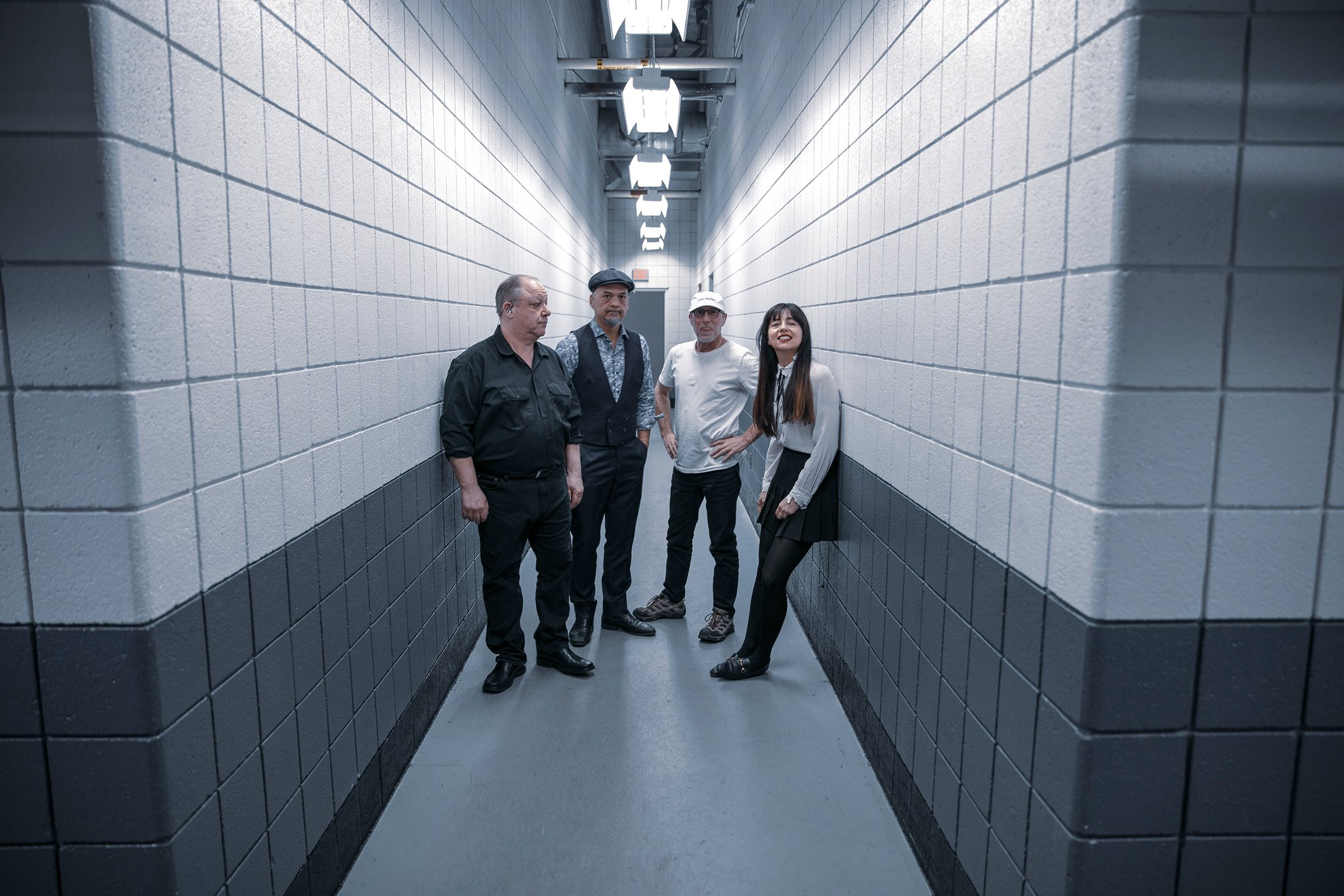 Photo by Simon Foster courtesy of PIXIES Facebook page