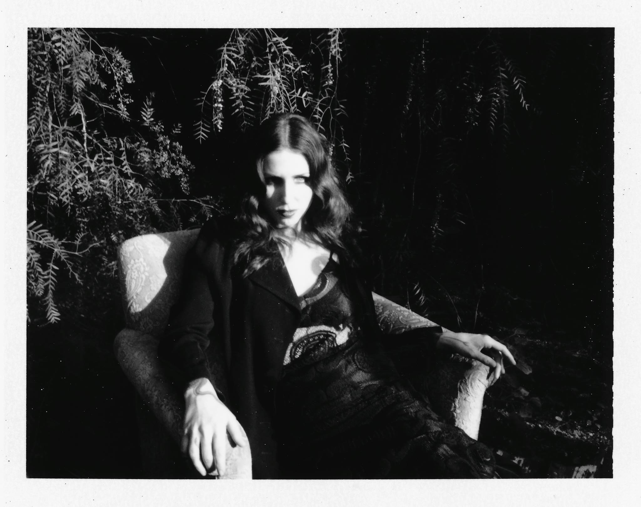 Photo by Muted Fawn courtesy of CHELSEA WOLFE's Facebook page.