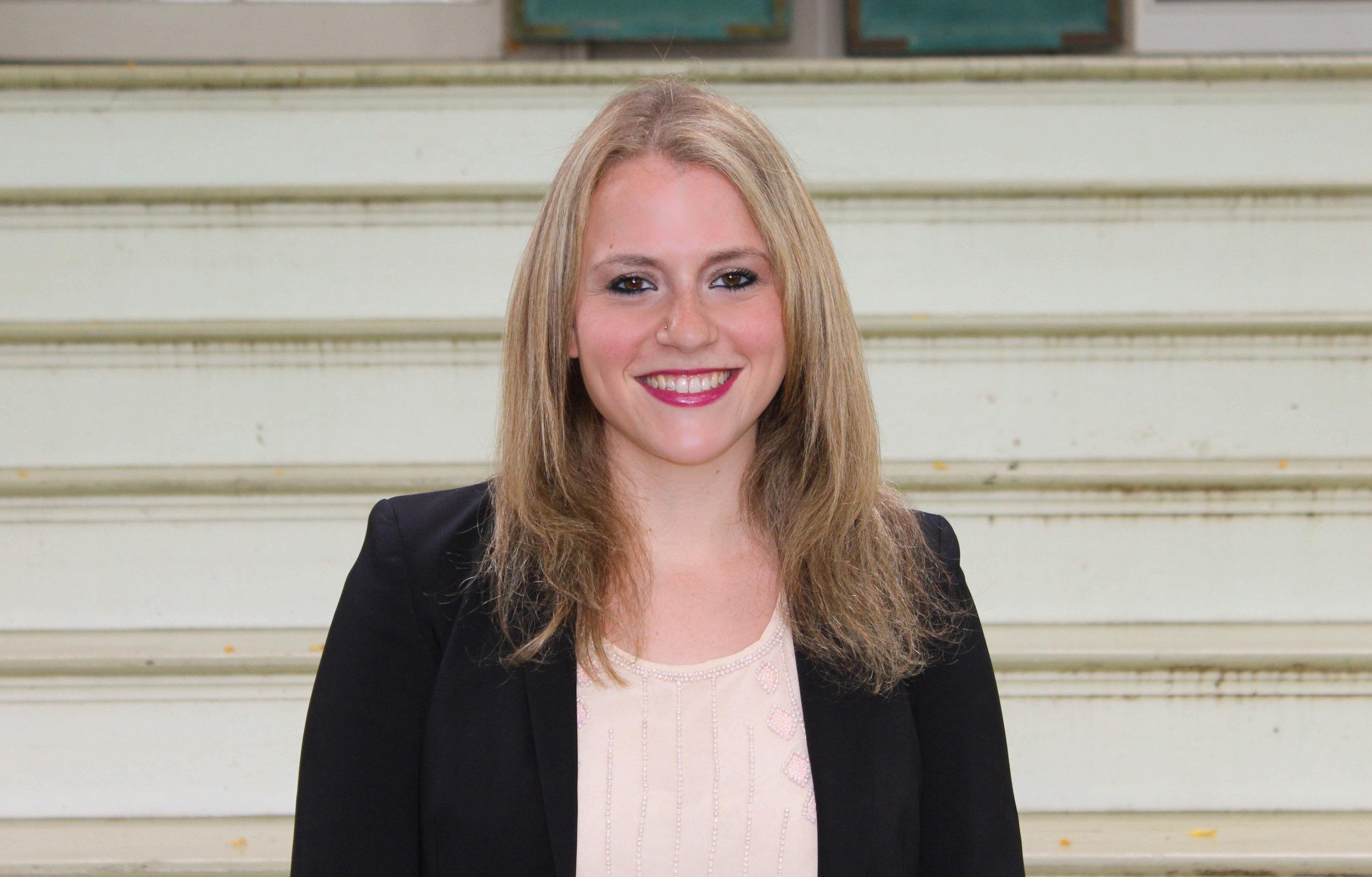 Gianna Fenaroli - Spring Editor