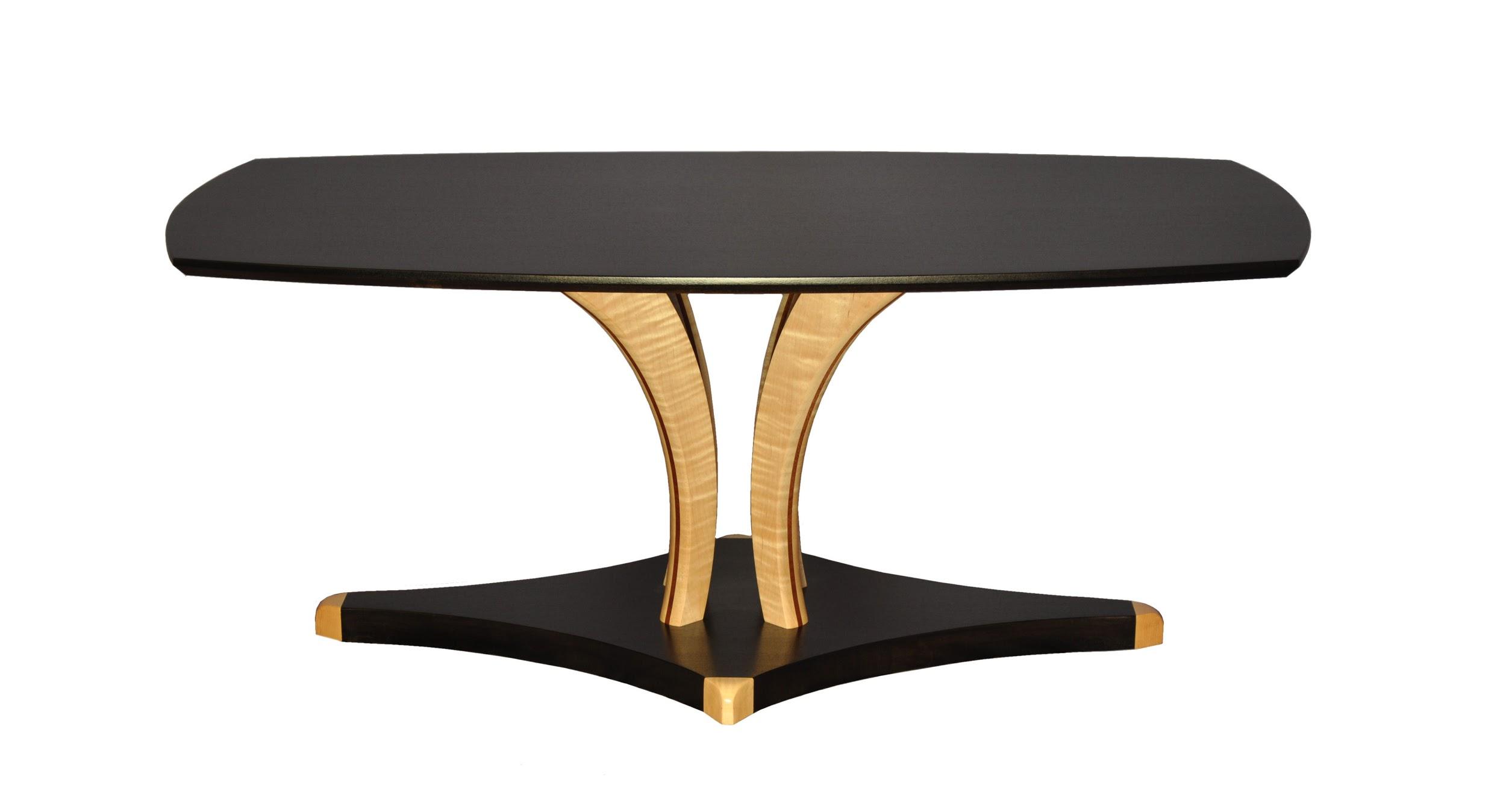 Contemporary Art Sofa Table