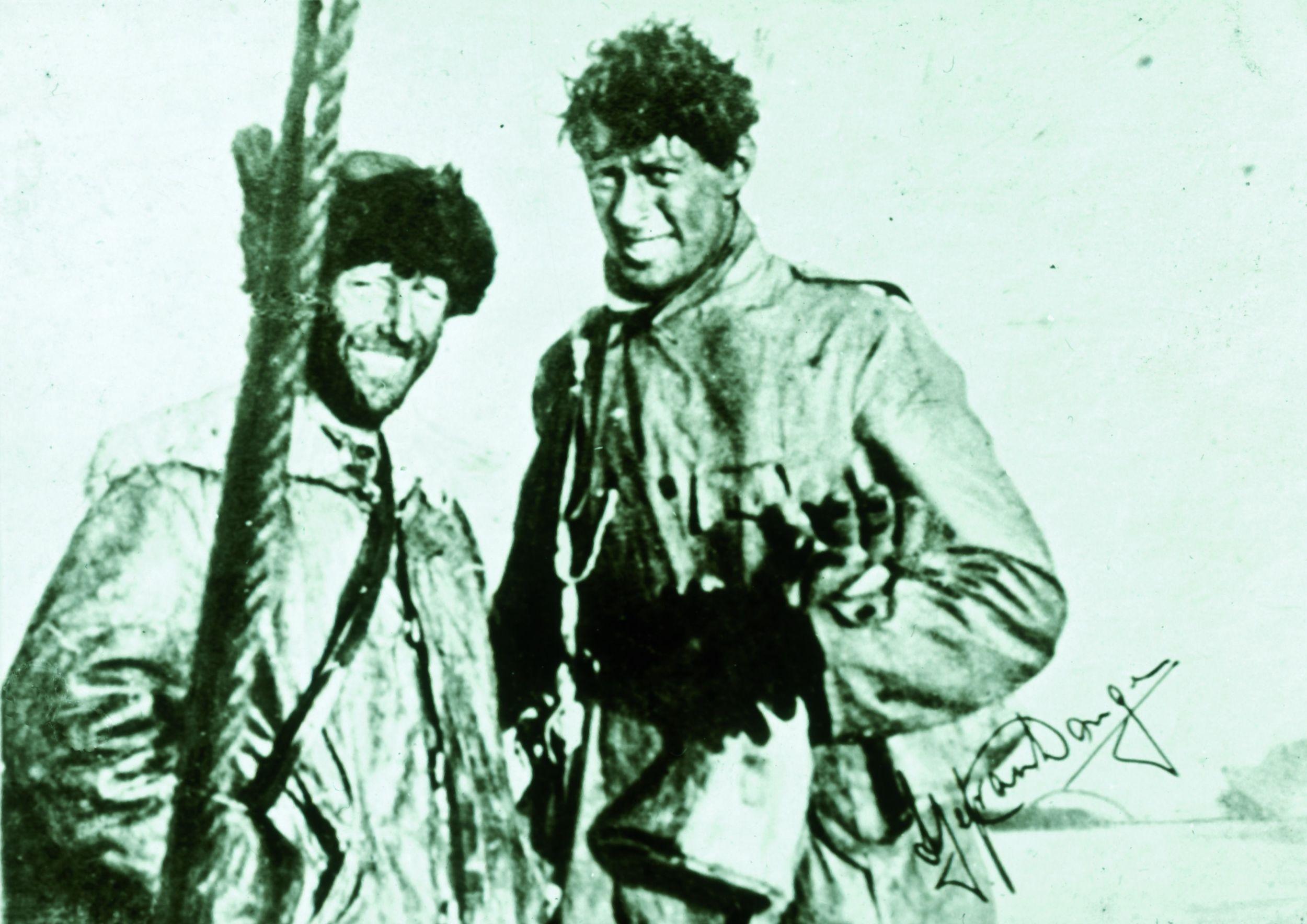 redding Nederlandse poolheld Sjef van Dongen Spitsbergen 1928 boek biografie