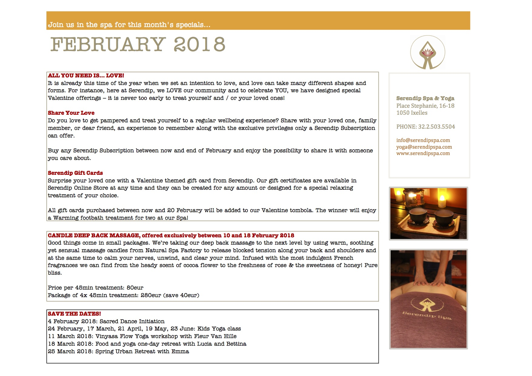 serendip spa and yoga calendar 2018_A4 February BACK.jpg