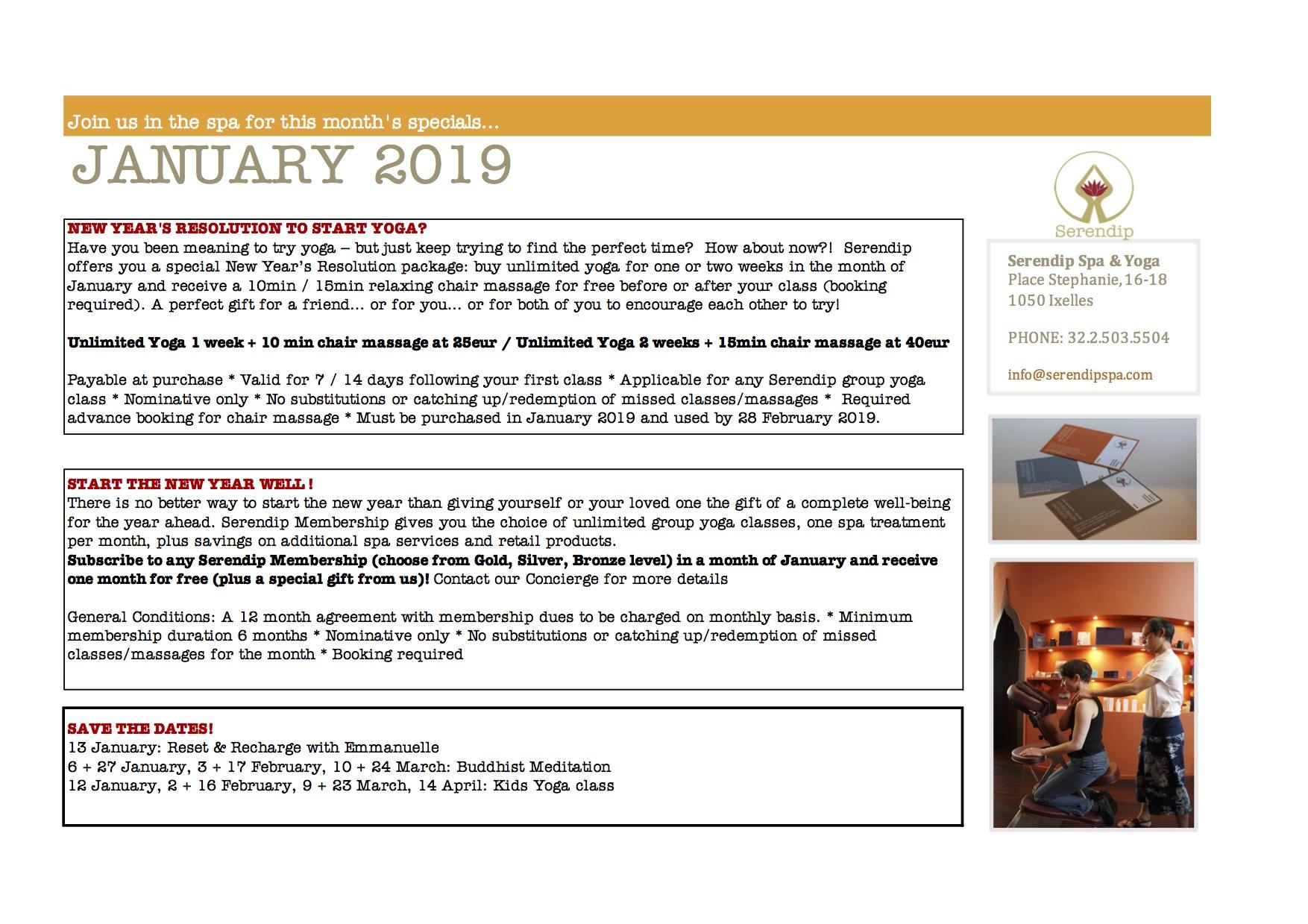 serendip spa and yoga calendar 2019_January A4 BACK.jpg