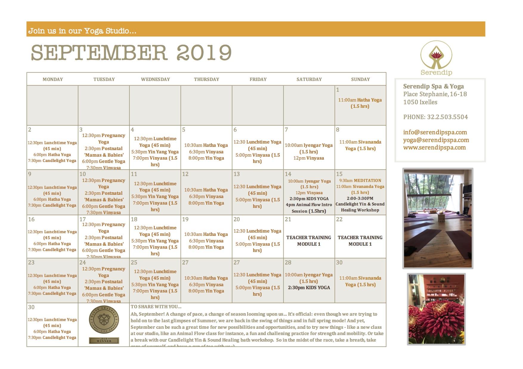 serendip spa and yoga calendar 2019_September A4 FRONT.jpg