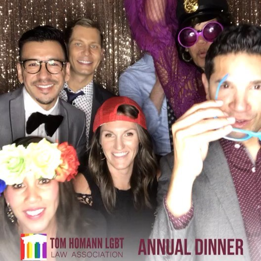 Ain't no party like a @tom_homann_lgbt party!!!🍾 many thanks for having us, it was a blast as always and we even picked up some new dance moves! #thla2019 #sandiegophotobooth #vogue #letshearitfortheboys #girlsjustwannahavefun