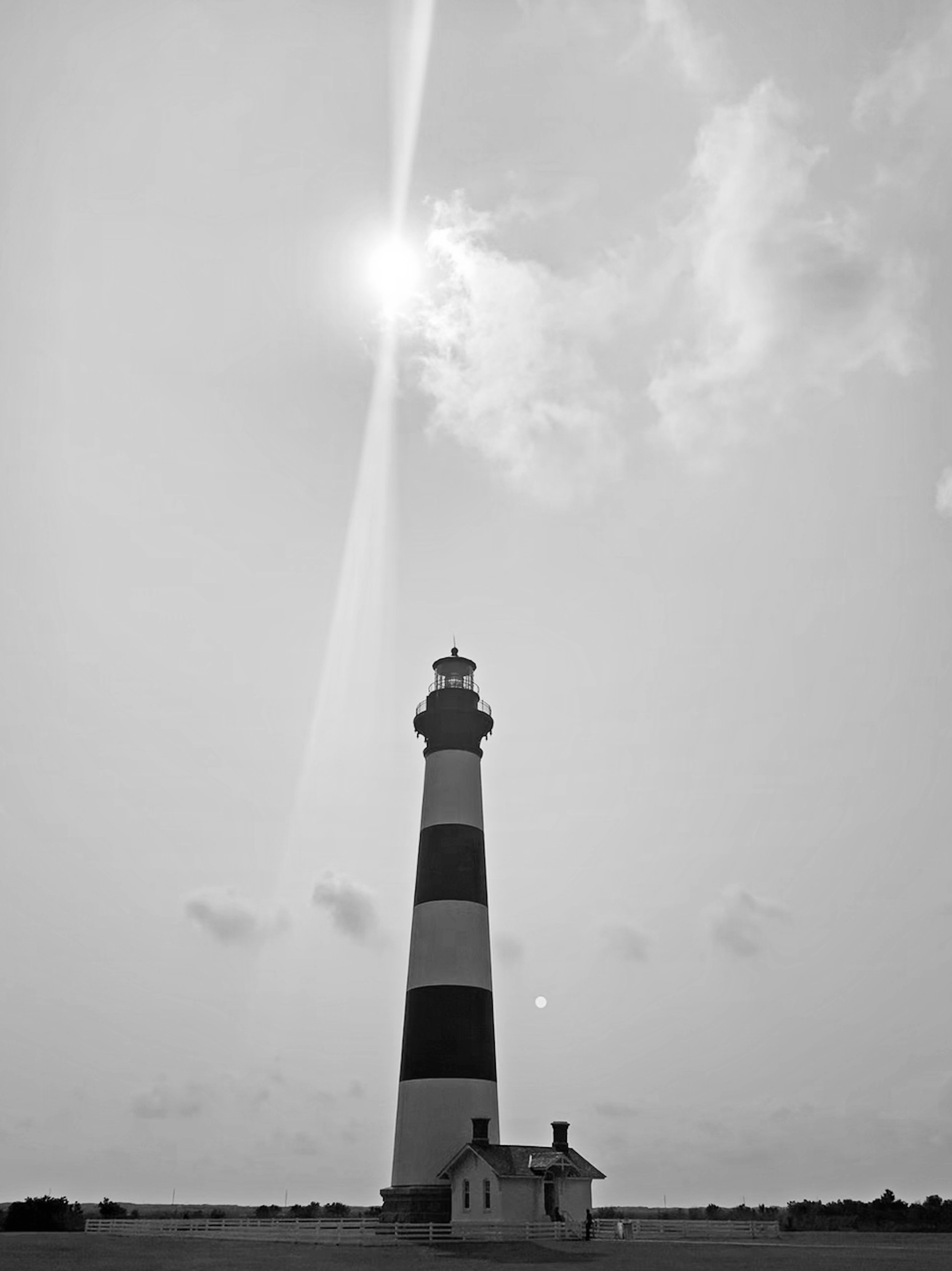 [Bodie Island Lighthouse]