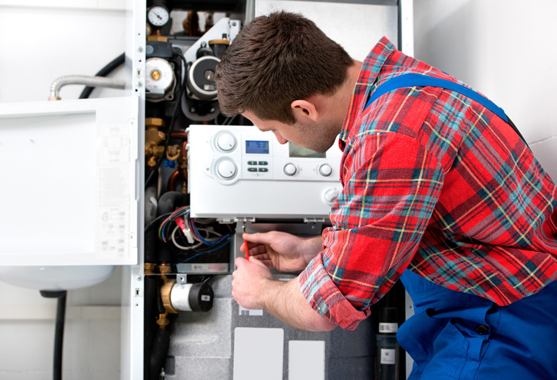 replacing a heating system
