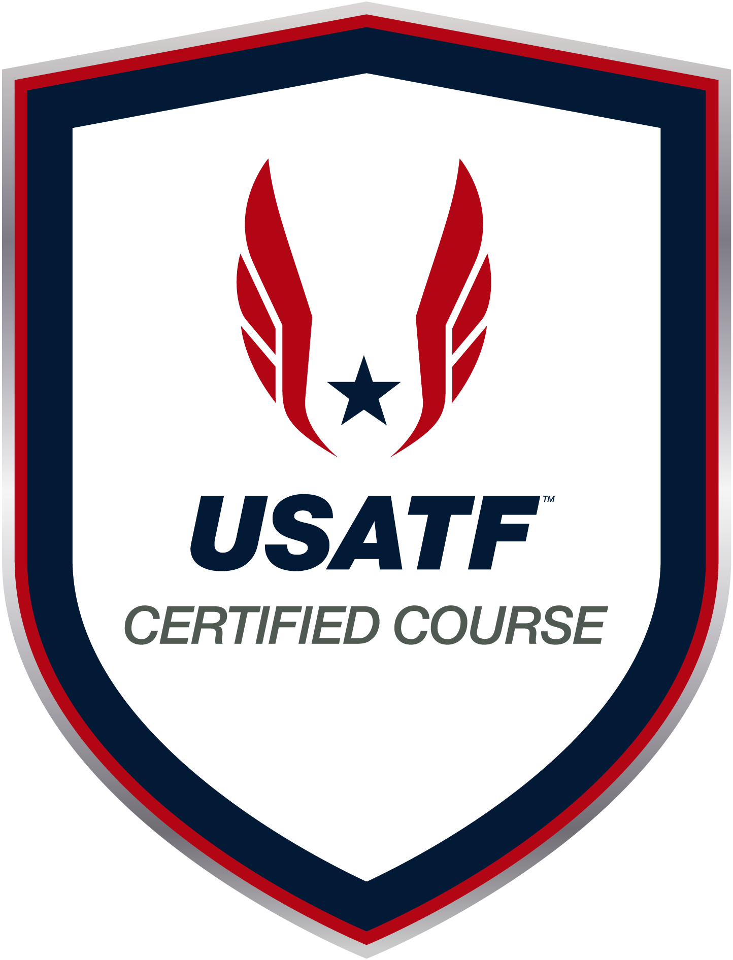 Blizzard Run is an officially certified course by USATF