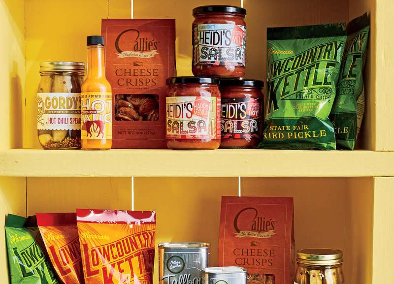 "COASTAL LIVING  - Oct 2017 ""Pantry Staples (from  2017 Coastal Living Food Awards )"""