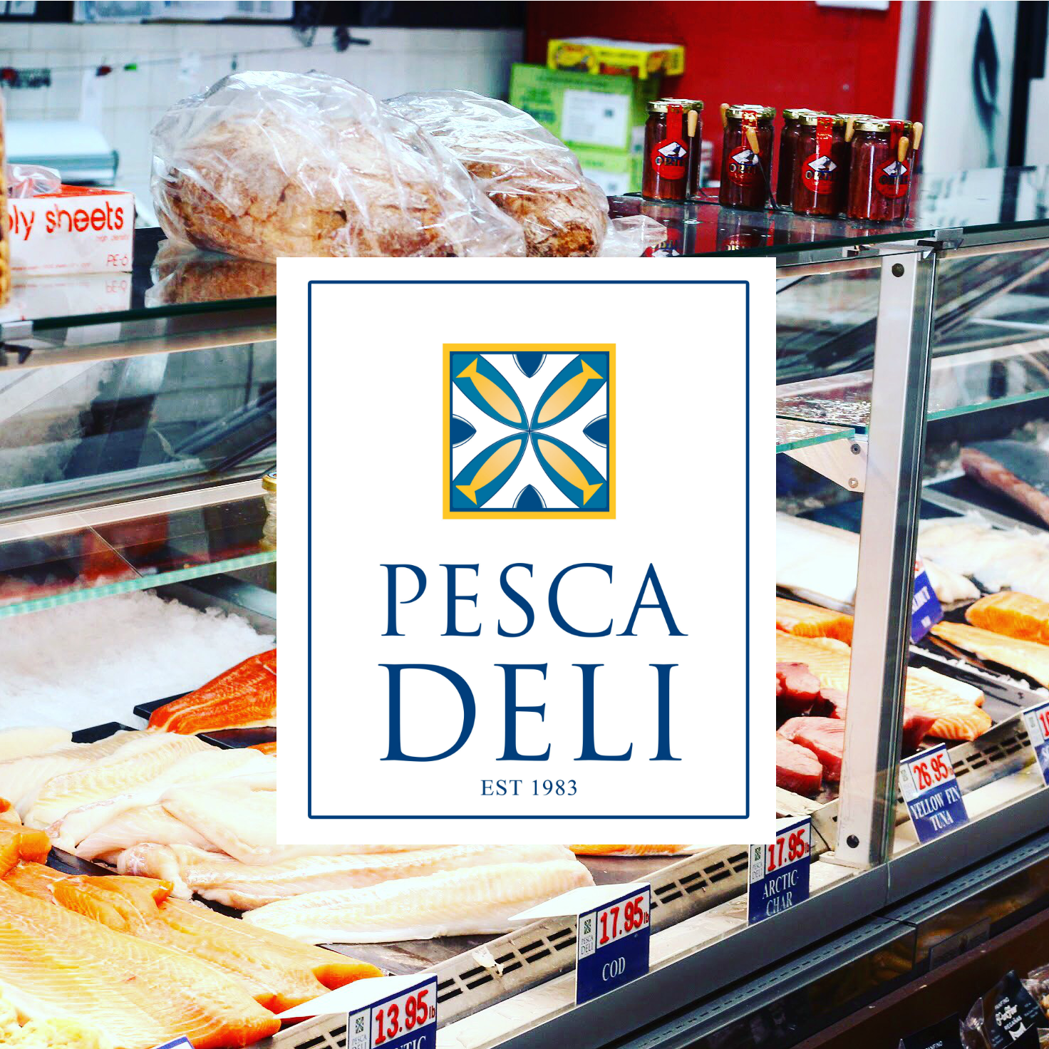 VIsit our sister storePescadeli - Pescadeli is located across the street from Butchers Alley. Pescadeli is a destination for fresh fish, seafood, house made daily bistro meals, catering and Spanish food favorites.301-841-8151www.pescadeli.com