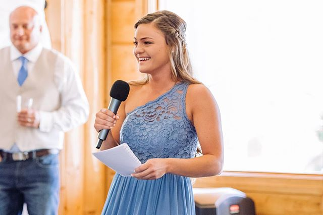 Expectation vs. reality of the MOH speech😂😂 Swipe ➡️ for a Monday Mood - - - #texasengagement #texasweddings #brightstarranch #brightstartx #MondayMood