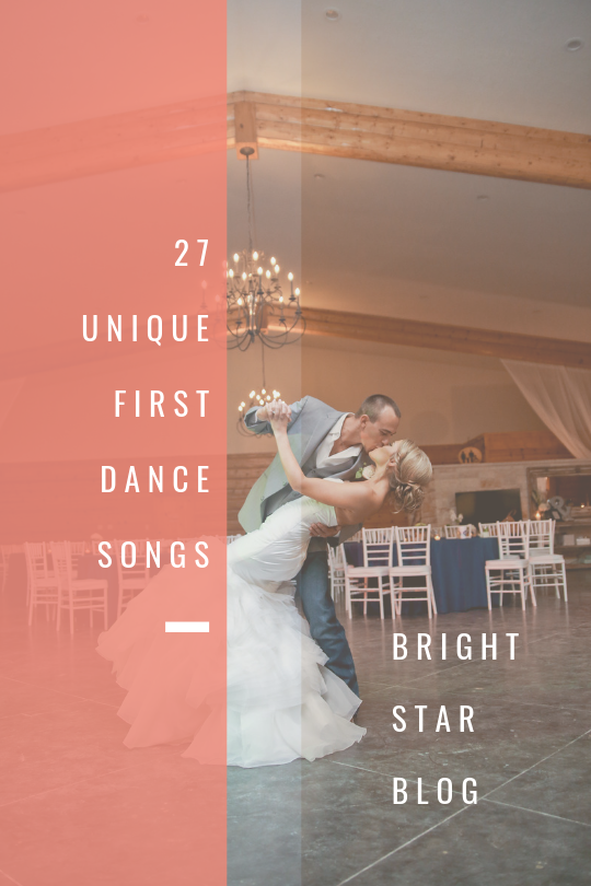 27 Unique First Dance Songs.png