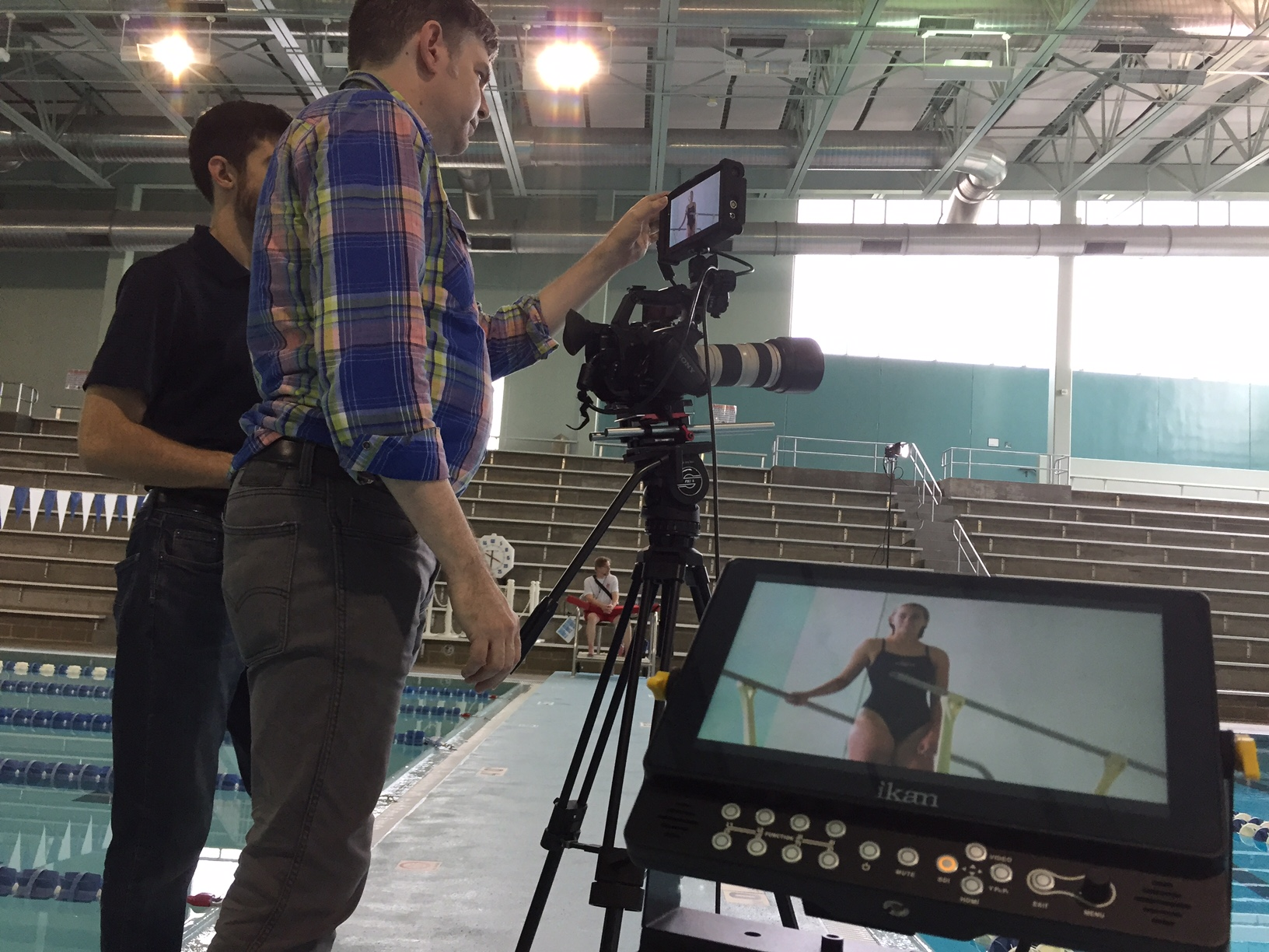 Video production kansas city, director of photography, coverage, lights camera action,