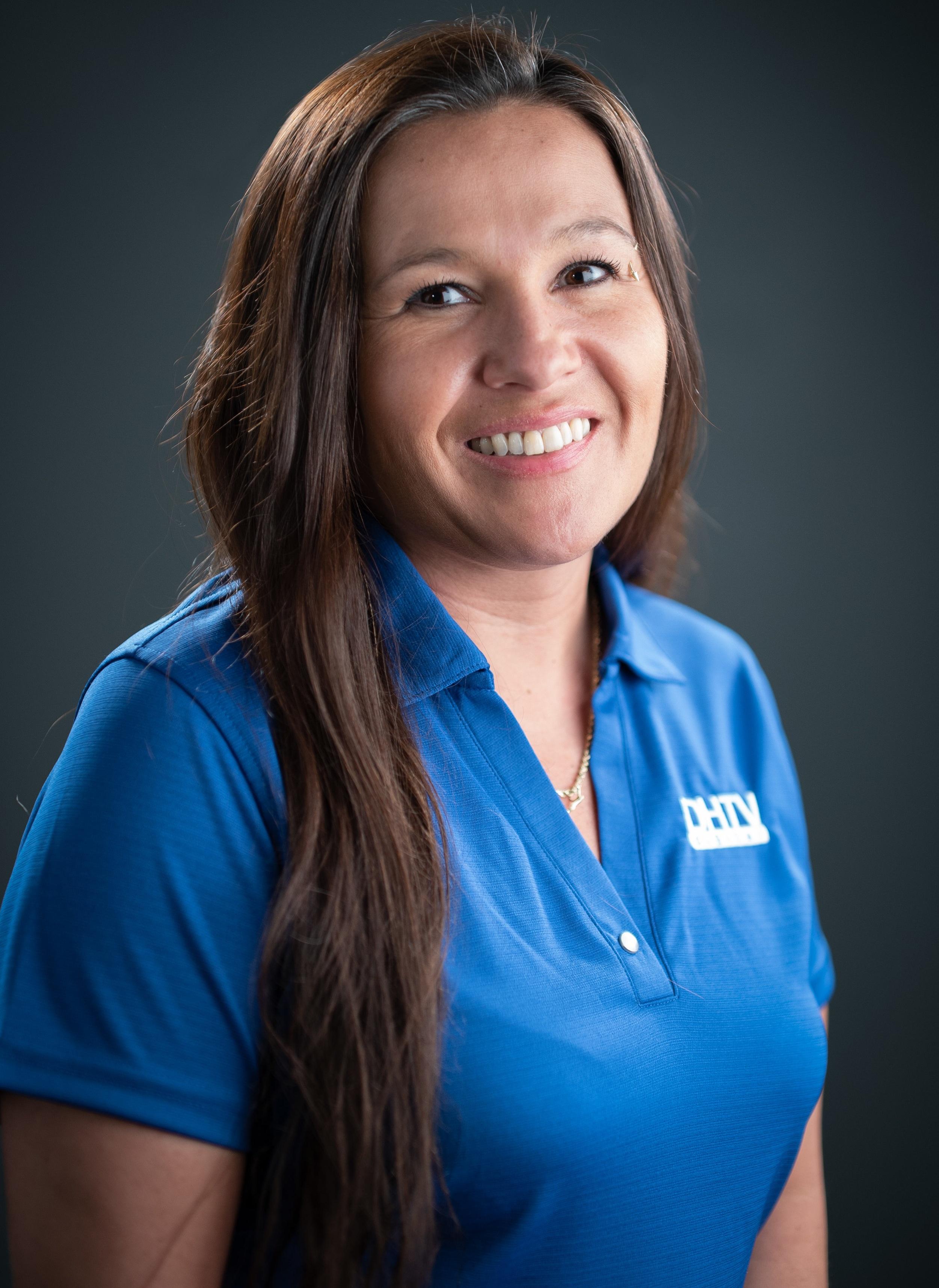Brandie Mendoza, Office Manager