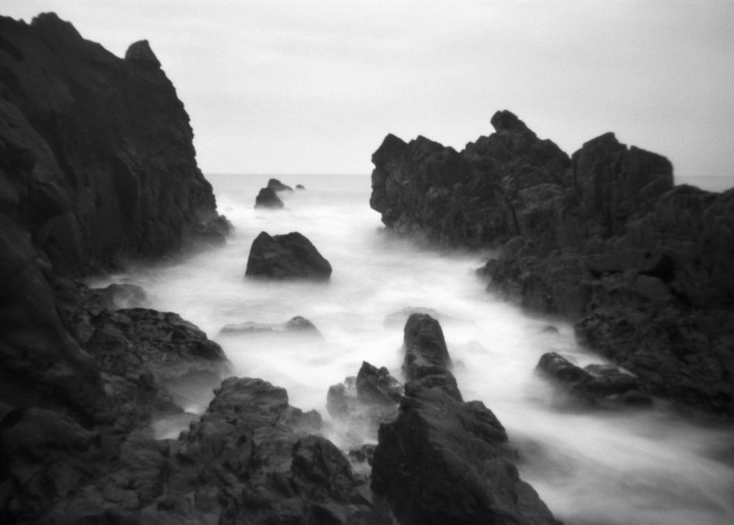 Camera: Noon Pinhole (6x6, 6x9 & 6x12 format) Lens: None Aperture: f207 Shutter Speed: 6 sec Film: Fuji Acros 100 (Medium Format)