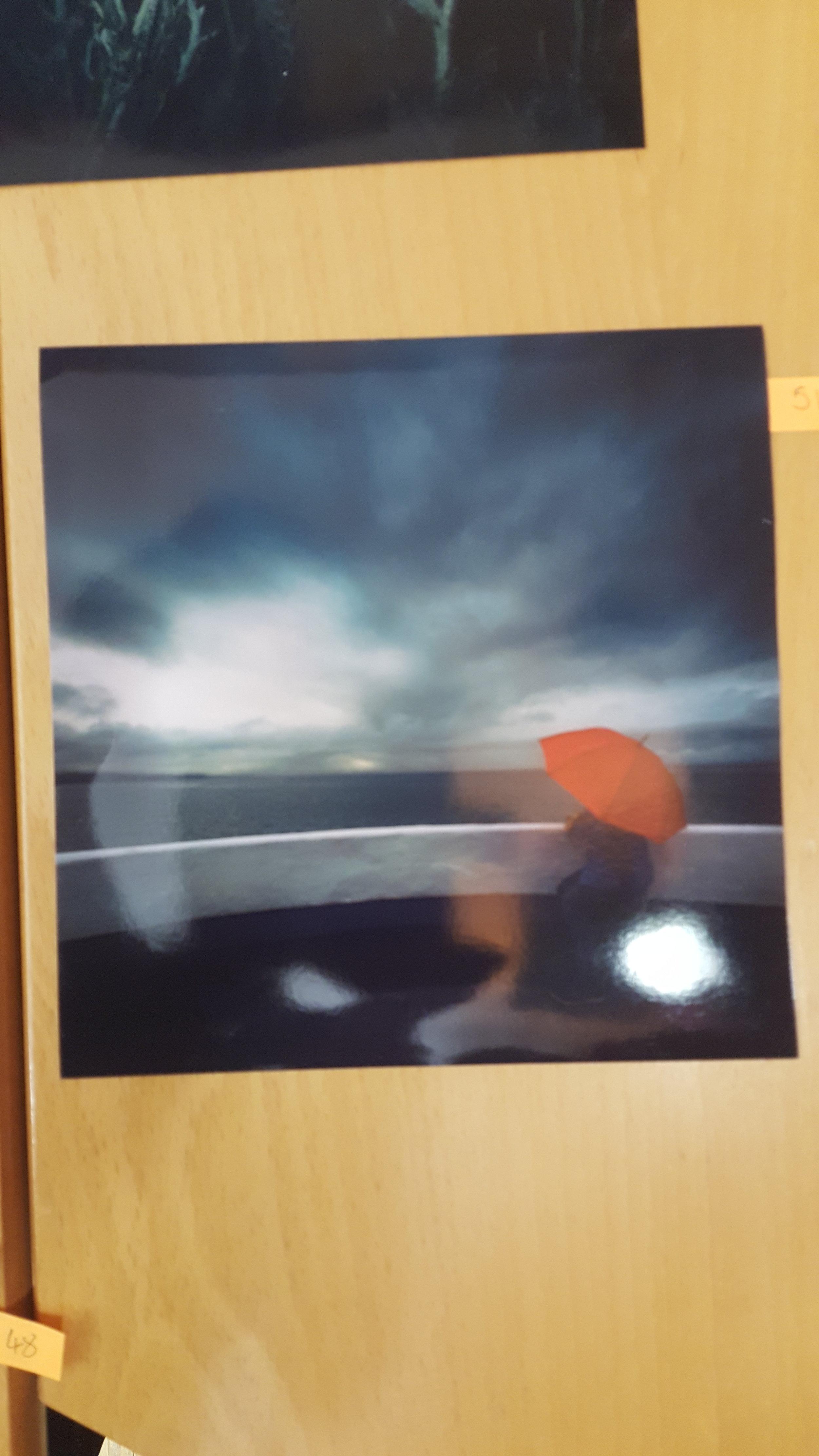 3 Tim Gilbert - Red Umbrella