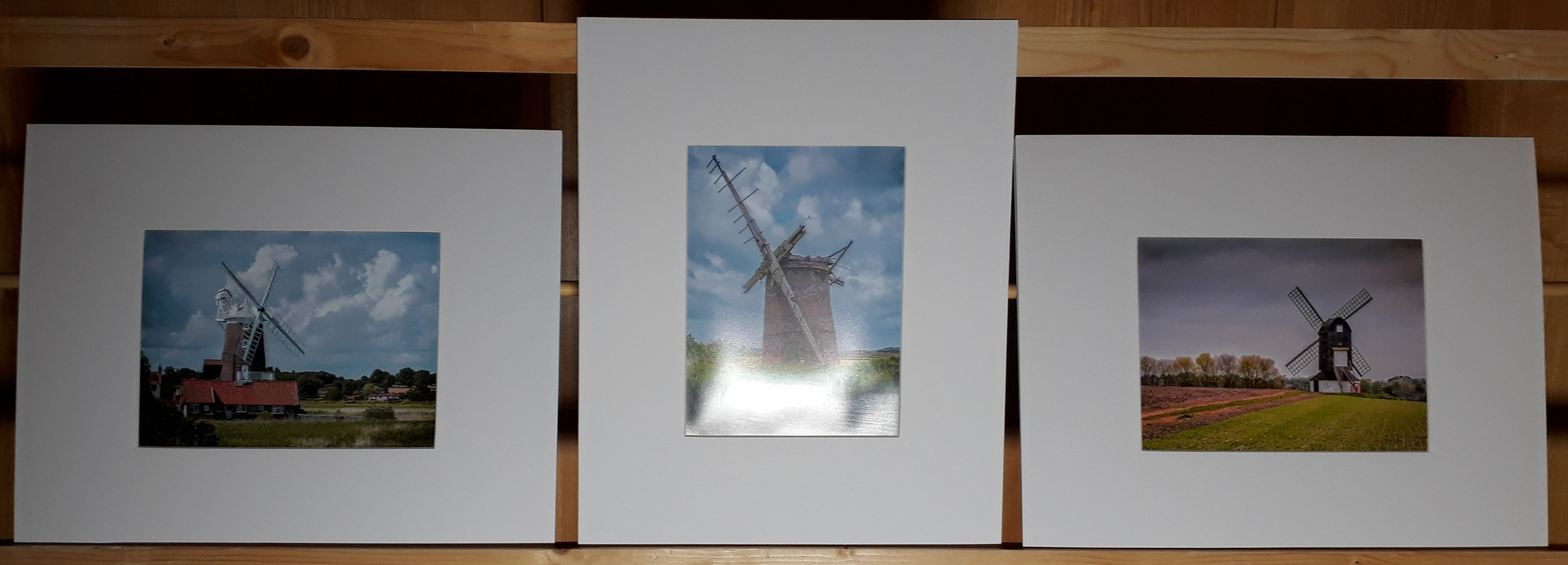 Commended - UK Windmills - Dave Taylor