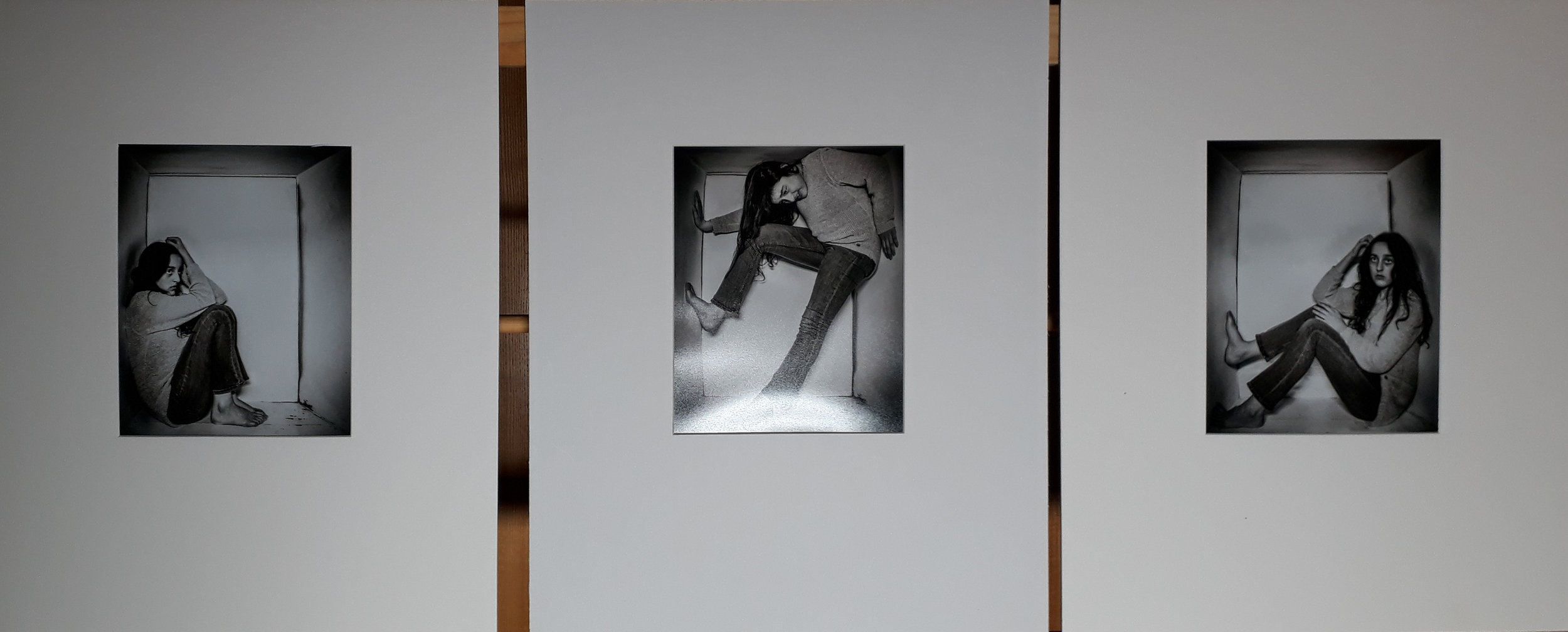 Commended - Confined - Richard Squires