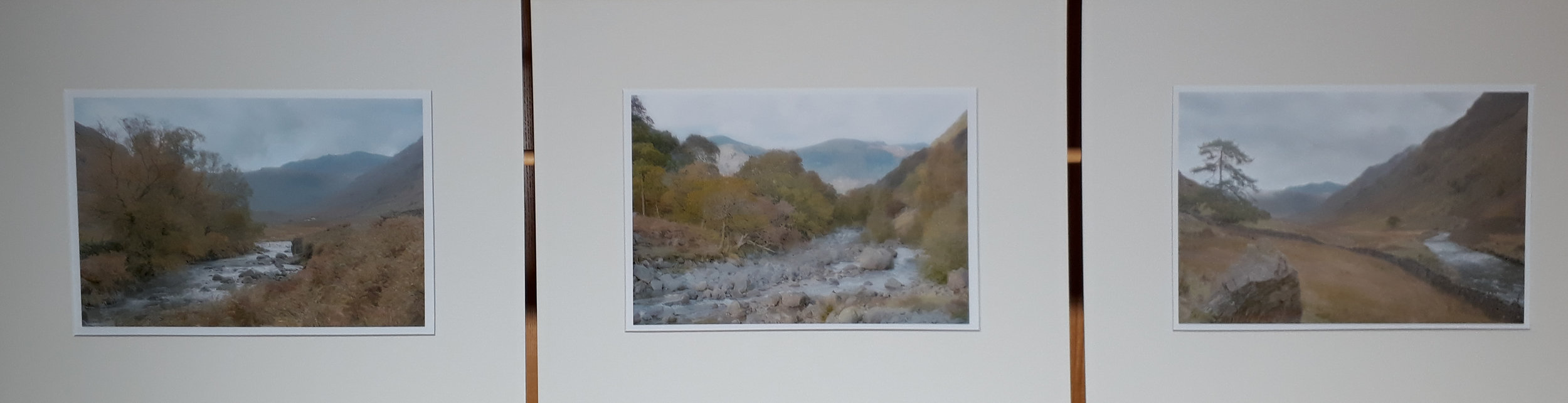 Highly Commended - Lonely Langstrath Valley - Janet Downes