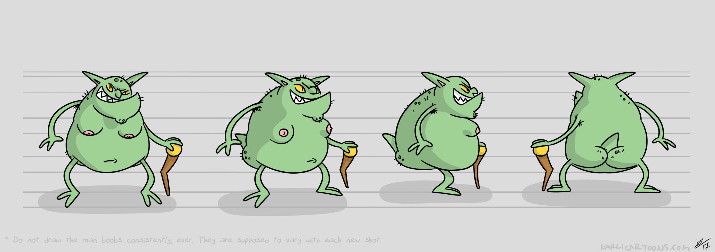 Troll Turaround KarliCartoons.png