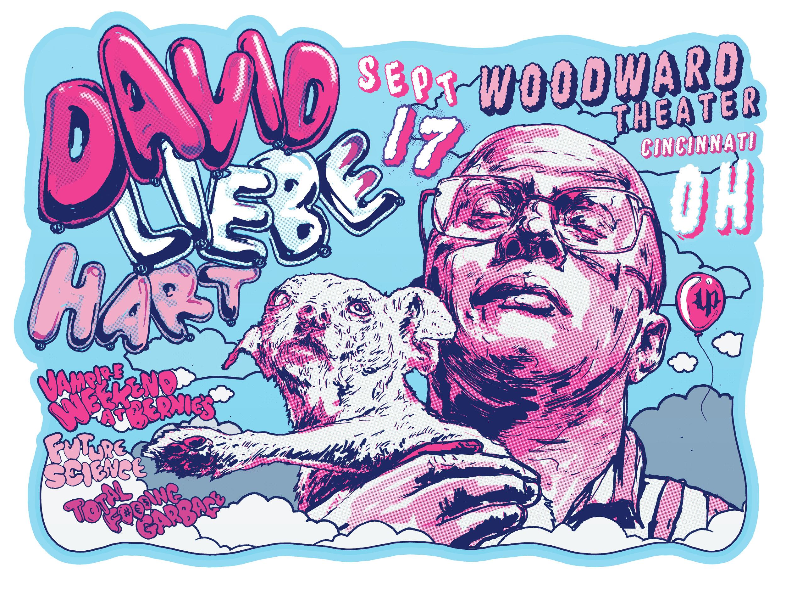 David Liebe Hart @ Woodward Theater