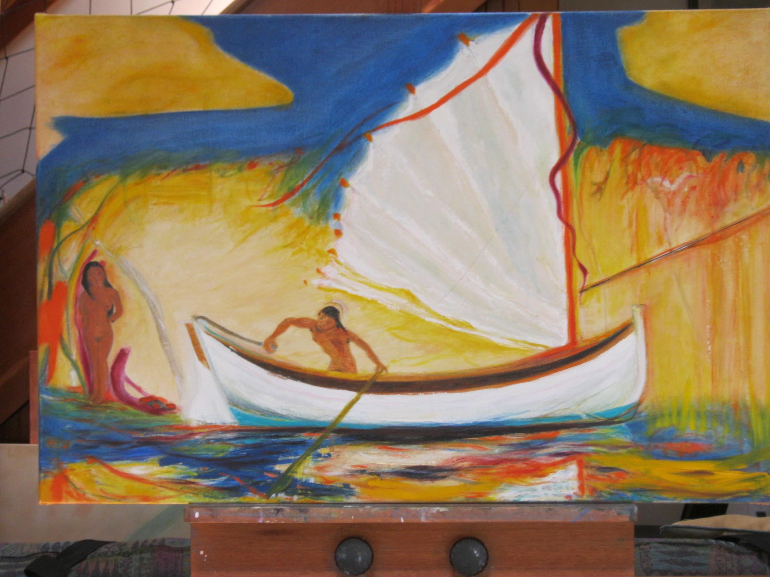 Noa Noa: Homage to Gauguin
