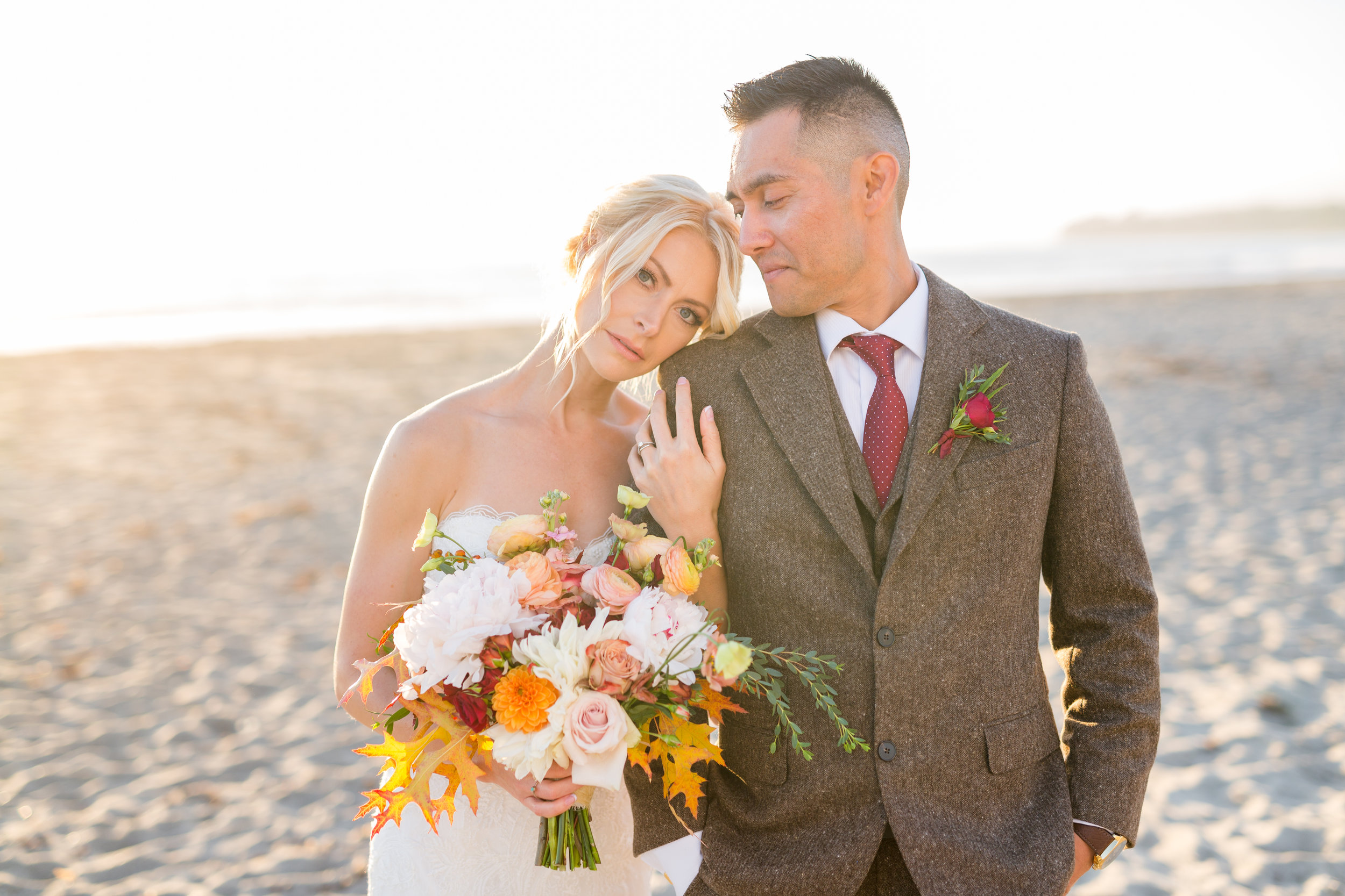 - I just want to thank you again for the incredible beauty you brought to our wedding day. We are still thinking about our gorgeous flowers! From beginning to end, it was an absolute pleasure to work with you. ~ Erin and Larry