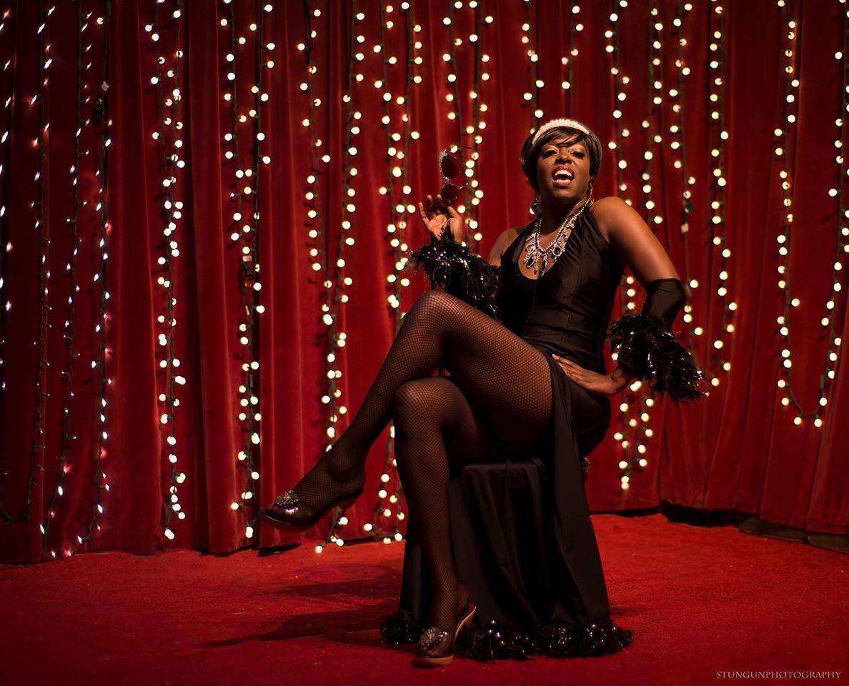 Lola LeSoleil in Sadie Hawkins presents  Last Pasties Standing: Motown Showdown Photo Credit, Stungun Photography