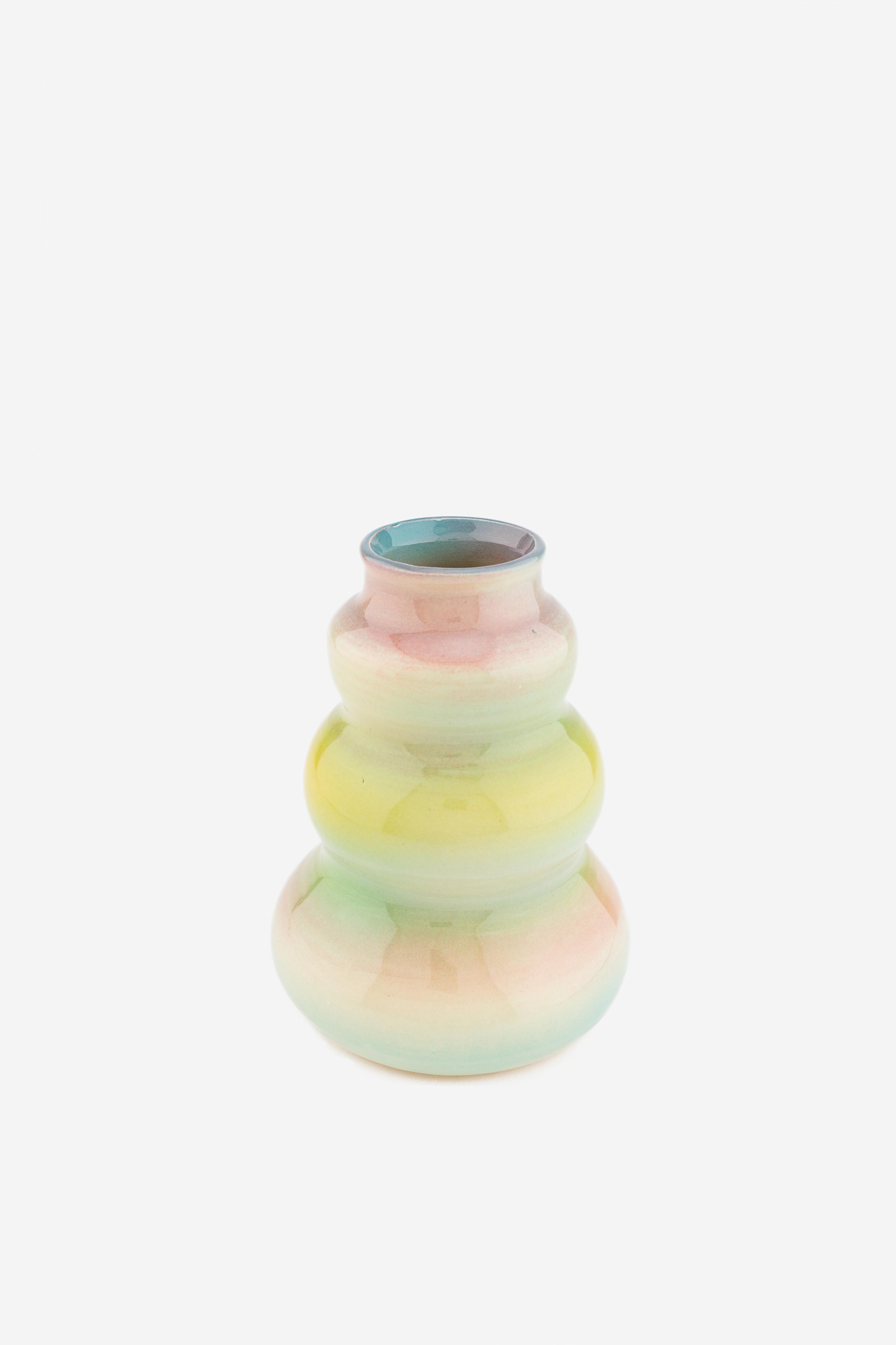Ombré Triple Bubble Vessel  2016
