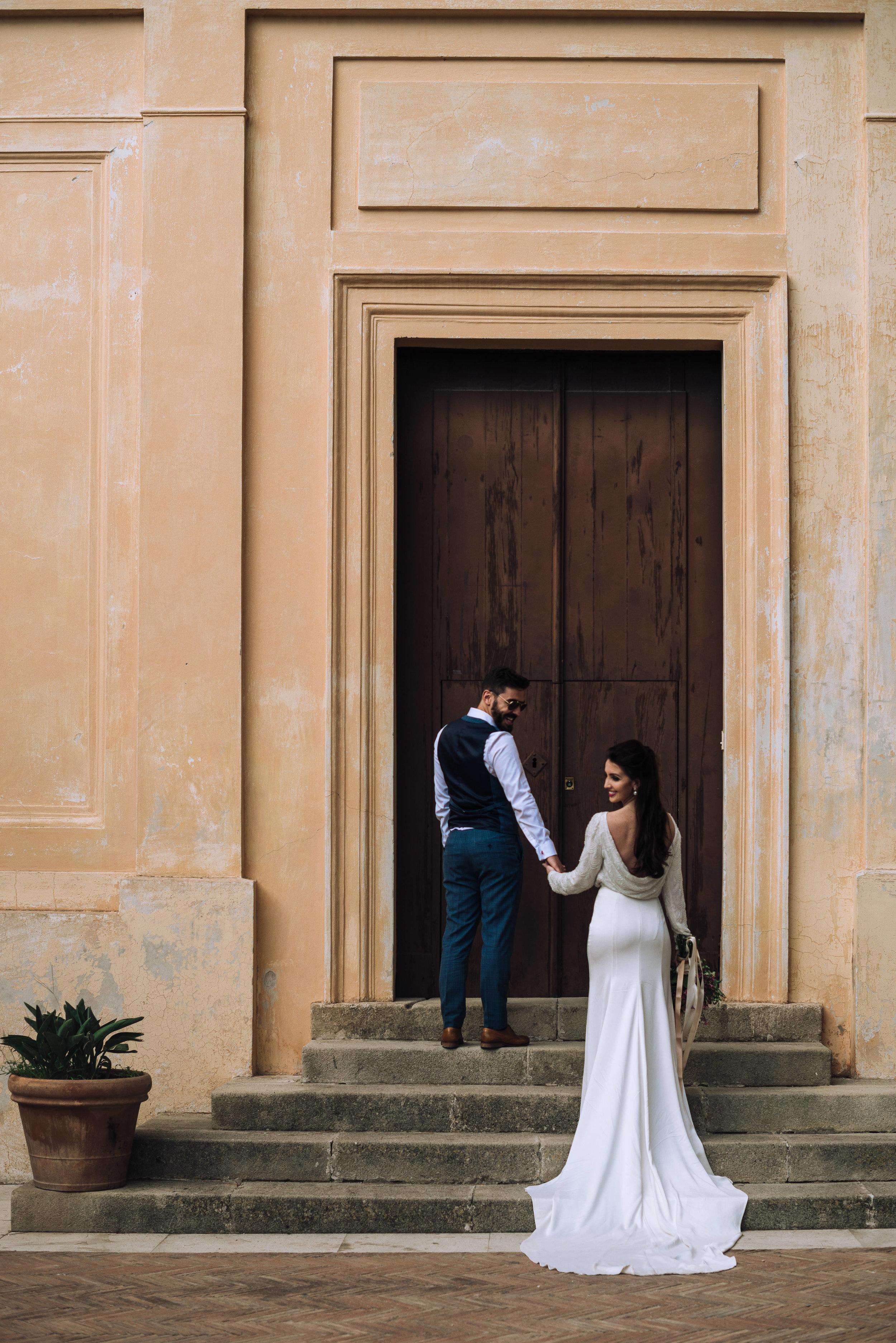 Nina Rose Bridal, Electra Dress. Chloe Rimmer Italy 2.jpg