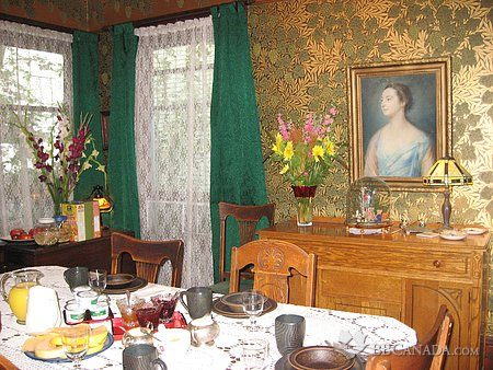 Ashby House Dining Room