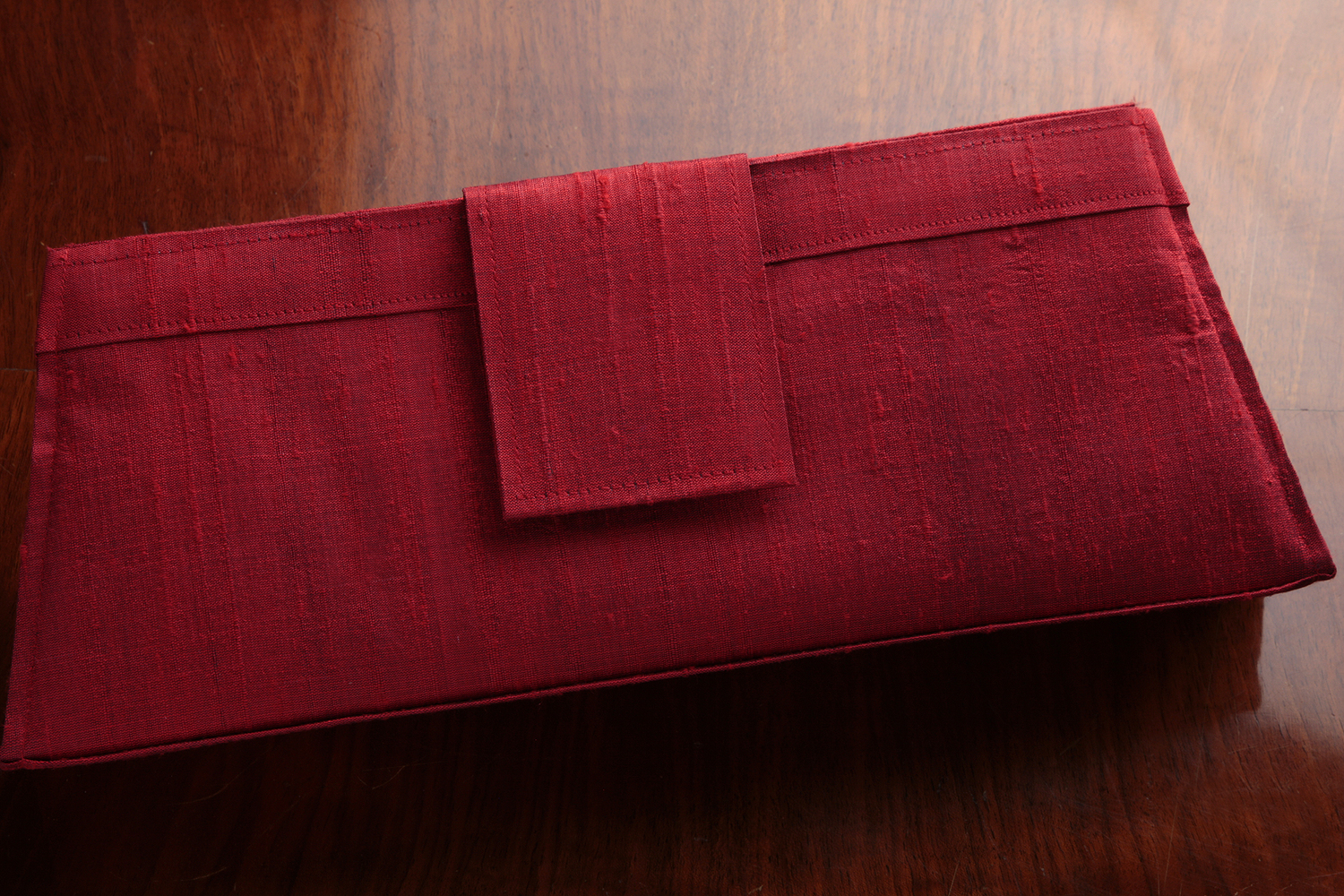 Folio Clutches with Strap