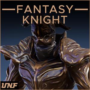 FantasyKnightUE4