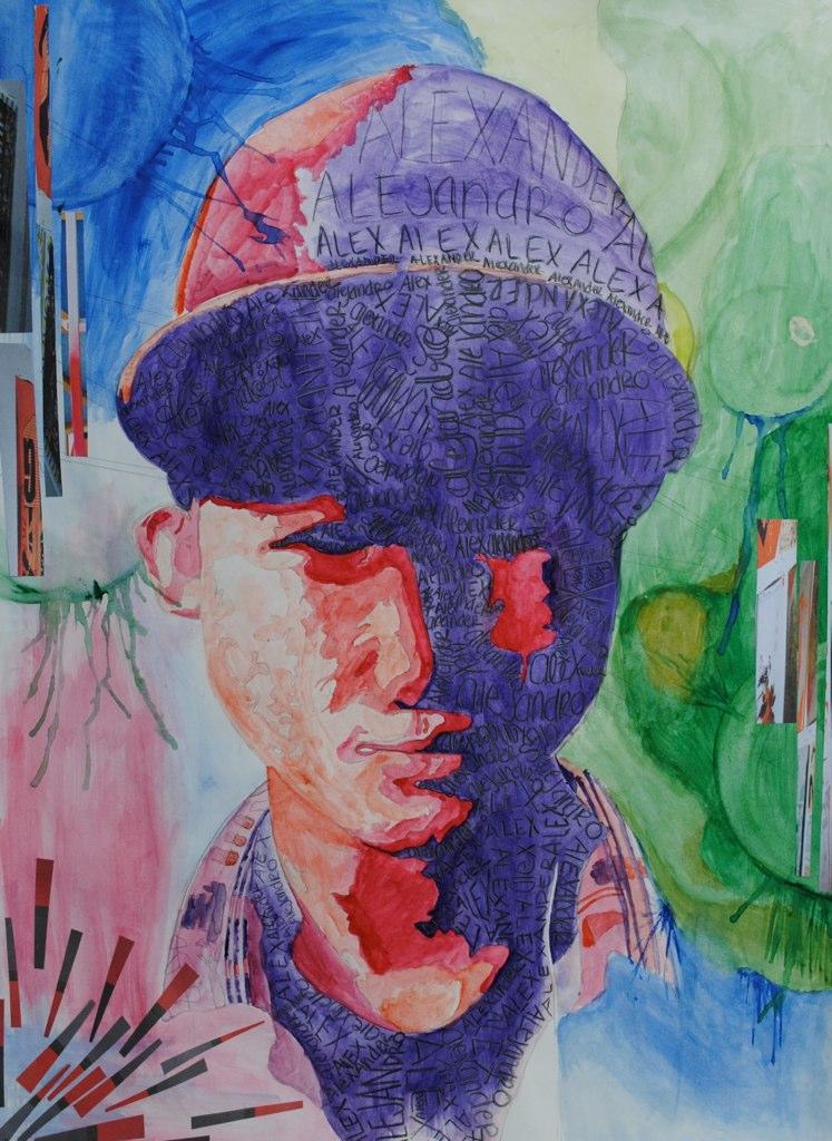 Student Work: Intro to Art