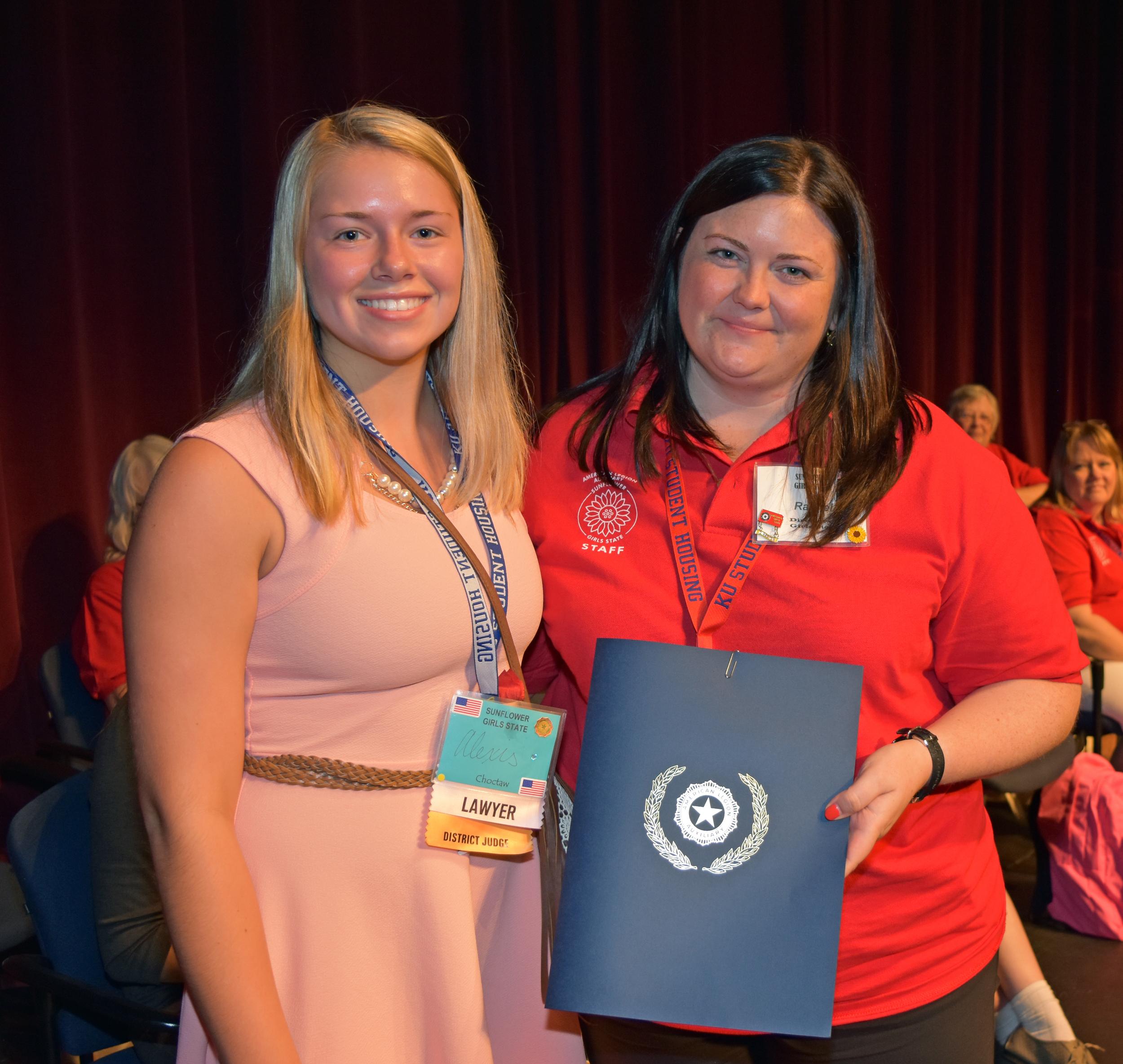 Reporter of the Week & Imogene Hummel Scholarship Winner