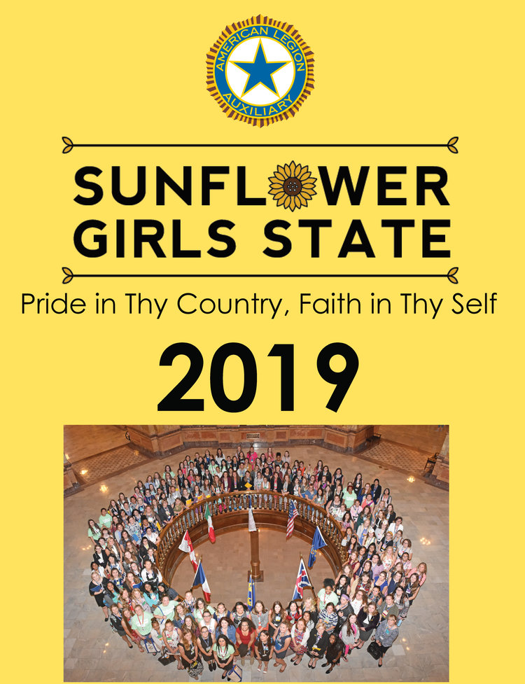 Boutique — American Legion Auxiliary Sunflower Girls State