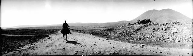 On the road to Gesaria, 1909 [Gertrude Bell Archive, Newcastle University - O_166]