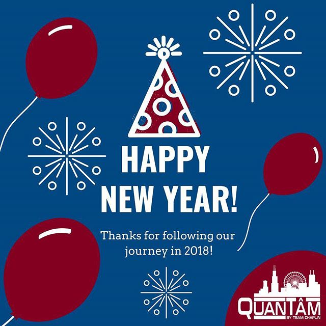 Happy New Year Day! We hope this year brings everyone success and happiness. The team has a lot in store this year and we cannot wait to get started!