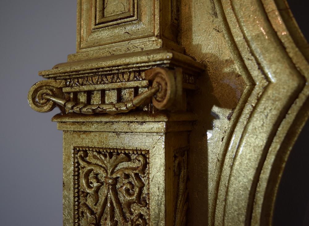 Detail of a column top.