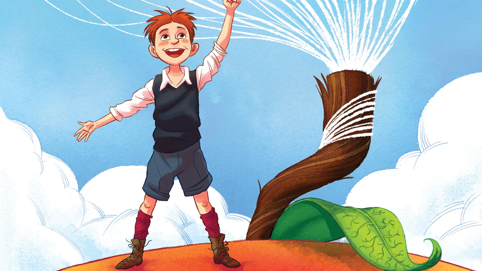 James And The Giant Peach Oregon Children S Theatre