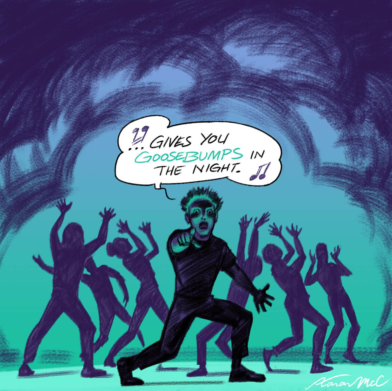 Goosebumps the Musical: Phantom of the Auditorium