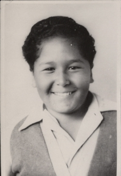 Young Tomás Rivera