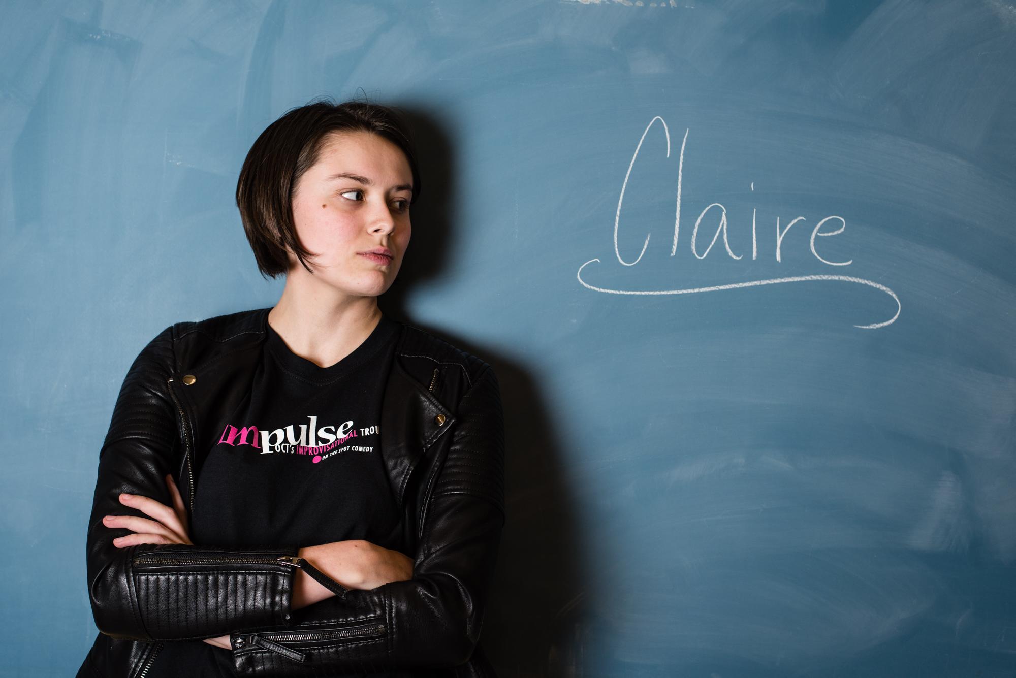 Claire Voilleque ; Impulse  2019. Photo by Briana Cerezo.