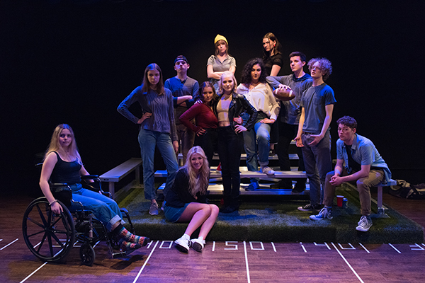 The YP actors were polished, professional, and moved through the scenes seamlessly  - –NW Kids Magazine